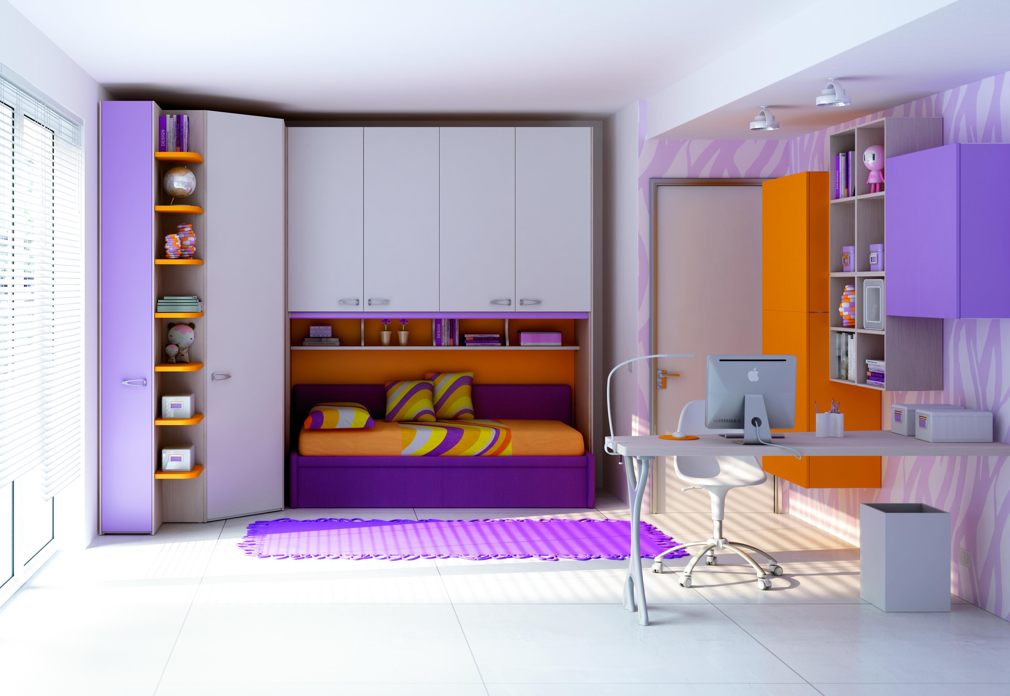La Cameretta Ideale Lissone ~ Idee Creative su Design Per La Casa e ...